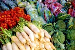 Φυτική αγορά Στοκ Φωτογραφίες