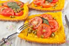 Φυτική πίτα Στοκ Εικόνες