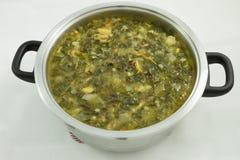 Φυτική σούπα Στοκ Φωτογραφίες