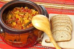 Φυτικό stew Στοκ Φωτογραφία