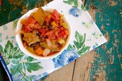 Φυτικό Stew Στοκ εικόνα με δικαίωμα ελεύθερης χρήσης