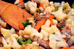 Φυτικό Stew Στοκ Φωτογραφίες