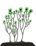 φυτό λογότυπων Στοκ Φωτογραφία