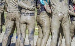 Φυλή λάσπης Στοκ φωτογραφία με δικαίωμα ελεύθερης χρήσης
