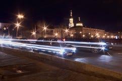 Φυλή νύχτας των φαντασμάτων Στοκ εικόνα με δικαίωμα ελεύθερης χρήσης