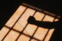 Φυλακή Στοκ εικόνες με δικαίωμα ελεύθερης χρήσης