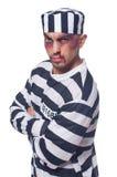 Φυλακισμένος με τους κακούς μώλωπες στοκ εικόνες με δικαίωμα ελεύθερης χρήσης