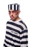 Φυλακισμένος με τους κακούς μώλωπες στοκ φωτογραφίες