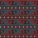 Φυλετικό χρωματισμένο σχέδιο 4 Στοκ Εικόνα