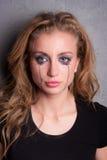 Φωνάζοντας κορίτσι Στοκ φωτογραφίες με δικαίωμα ελεύθερης χρήσης