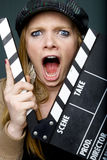φωνάζοντας νεολαίες πλ&alph Στοκ φωτογραφία με δικαίωμα ελεύθερης χρήσης