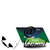 φωνητικό ταχυδρομείο ελεύθερη απεικόνιση δικαιώματος