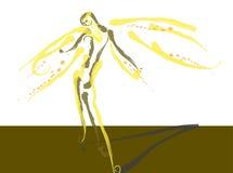 φως αγγέλου Ελεύθερη απεικόνιση δικαιώματος