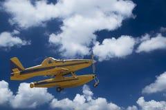 φως αεροσκαφών Στοκ φωτογραφία με δικαίωμα ελεύθερης χρήσης