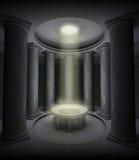 φως ακτίνων Στοκ φωτογραφία με δικαίωμα ελεύθερης χρήσης