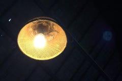 Φως λαμπτήρων καλαθιών Στοκ εικόνες με δικαίωμα ελεύθερης χρήσης