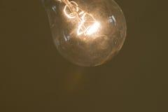 Φως λαμπτήρων που απομονώνεται Στοκ φωτογραφίες με δικαίωμα ελεύθερης χρήσης