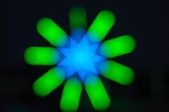 Φως αστεριών Στοκ εικόνα με δικαίωμα ελεύθερης χρήσης