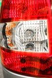 φως αυτοκινήτων σπασιμάτ&om Στοκ Φωτογραφία