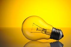 φως βολβών Στοκ εικόνες με δικαίωμα ελεύθερης χρήσης