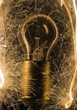 φως βολβών Στοκ Φωτογραφία