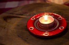 Φως επάνω η καρδιά σας με το φως της αγάπης Στοκ φωτογραφίες με δικαίωμα ελεύθερης χρήσης