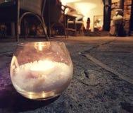 Φως ιστιοφόρου σε ένα μεσογειακό πεζούλι στοκ εικόνες με δικαίωμα ελεύθερης χρήσης