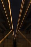 Φως και γραμμή Στοκ Εικόνες