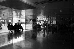 Φως και σκιές Στοκ εικόνες με δικαίωμα ελεύθερης χρήσης