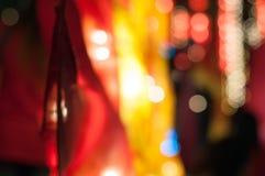 Φως και wallpapper υπόβαθρα Blure bokeh Στοκ Εικόνες