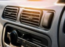 Φως κινδύνου στο αυτοκίνητο Στοκ εικόνα με δικαίωμα ελεύθερης χρήσης