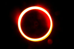 φως κύκλων Στοκ εικόνα με δικαίωμα ελεύθερης χρήσης