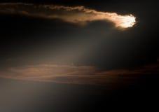 φως κώνων Στοκ φωτογραφία με δικαίωμα ελεύθερης χρήσης