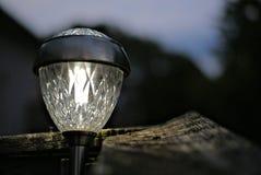 Φως μερών Στοκ Φωτογραφία