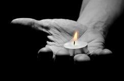 Φως μεταφοράς χεριών. Στοκ εικόνες με δικαίωμα ελεύθερης χρήσης