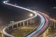 Φως μεταφορών της Ταϊβάν στη ώρα κυκλοφοριακής αιχμής στοκ φωτογραφίες με δικαίωμα ελεύθερης χρήσης