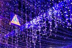 φως ντεκόρ Στοκ Εικόνες