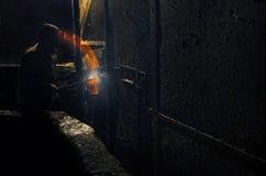 Φως νύχτας Στοκ Φωτογραφίες