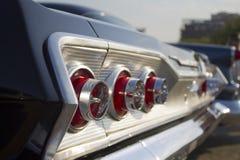 Φως ουρών Impala Chevrolet Στοκ εικόνες με δικαίωμα ελεύθερης χρήσης