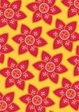 φως λουλουδιών ανασκόπησης playnig απεικόνιση αποθεμάτων