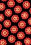 φως λουλουδιών ανασκόπησης playnig διανυσματική απεικόνιση