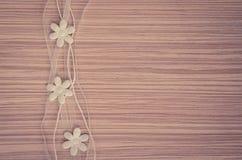 φως λουλουδιών ανασκόπησης playnig Στοκ Φωτογραφία