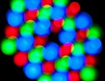 Φως ποικιλίας θαμπάδων στοκ φωτογραφία με δικαίωμα ελεύθερης χρήσης