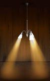 Φως πολυελαίων Στοκ Εικόνες