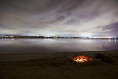 φως πυρκαγιάς μου Στοκ εικόνα με δικαίωμα ελεύθερης χρήσης