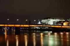 Φως πόλεων Στοκ εικόνα με δικαίωμα ελεύθερης χρήσης