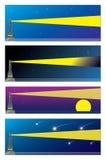 φως σπιτιών απεικόνιση αποθεμάτων