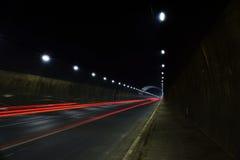 Φως στην έννοια tonnel Στοκ φωτογραφία με δικαίωμα ελεύθερης χρήσης