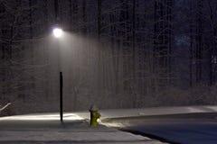 φως στομίων υδροληψίας &kappa Στοκ φωτογραφία με δικαίωμα ελεύθερης χρήσης