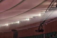 Φως στο θέατρο Στοκ εικόνες με δικαίωμα ελεύθερης χρήσης